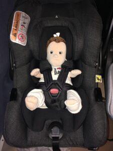 babyskydd ålder barn
